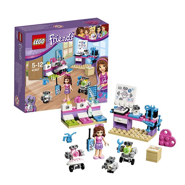 Купить Lego Friends 41307 Лего Подружки Творческая лаборатория Оливии, Конструктор LEGO