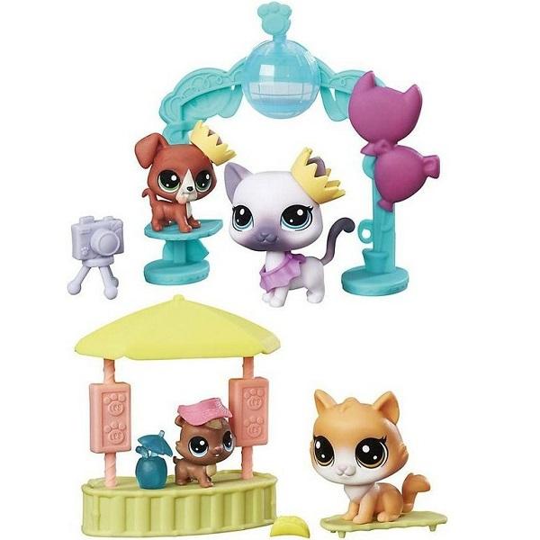 Игровые наборы Hasbro Littlest Pet Shop - Фигурки, артикул:151258