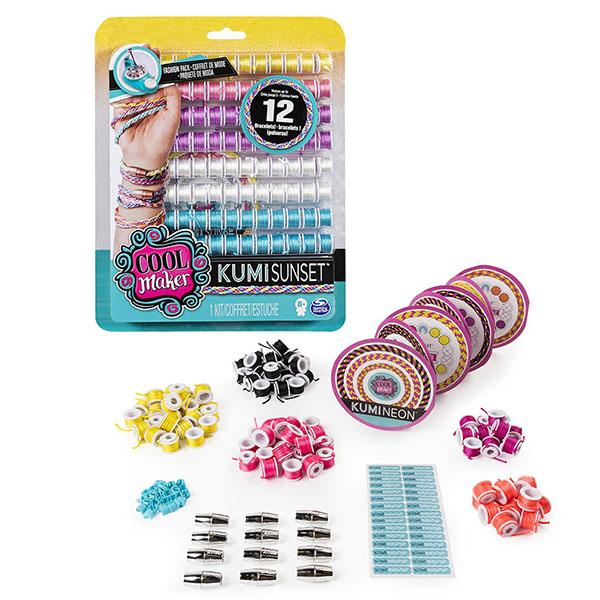Купить Cool Maker 6038304 Куми большой набор материалов для творчества, Наборы для творчества Cool Maker