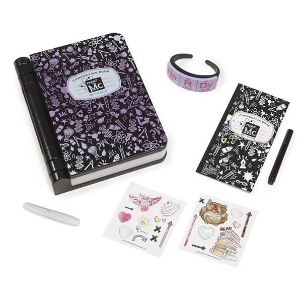 Купить Project MС2 546092 Игровой набор секретный дневник, Игровой набор MC2