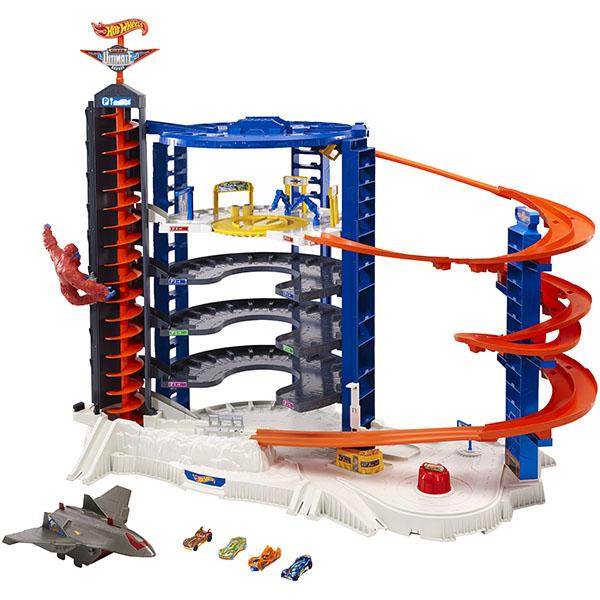 Купить Mattel Hot Wheels FML03 Хот Вилс Невообразимая Башня, Игровые наборы Mattel Hot Wheels