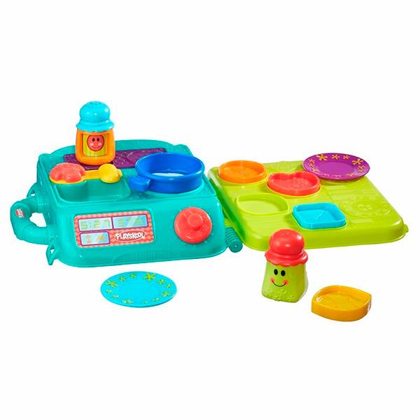 Купить Hasbro Playskool B5848 Возьми с собой Моя первая кухня, Игрушка для малышей Hasbro Playskool