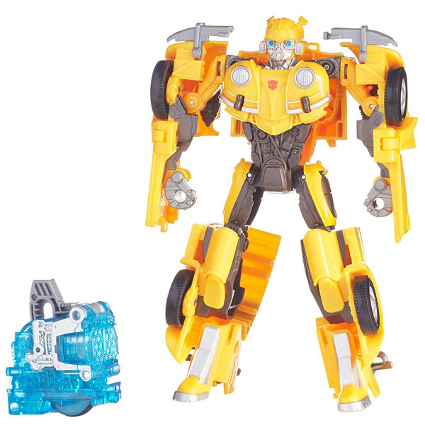 Hasbro Transformers E0700/E0763 Трансформеры Заряд Энергона 20 см Бамблби, арт:156101 - Трансформеры, Игровые наборы