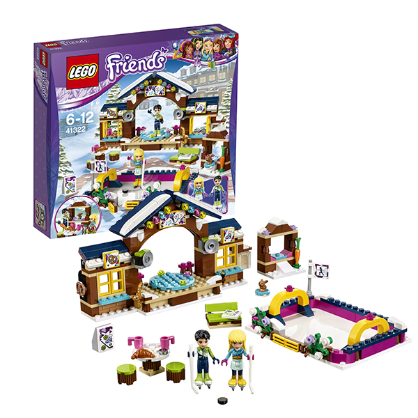 Конструктор LEGO - Подружки, артикул:149820