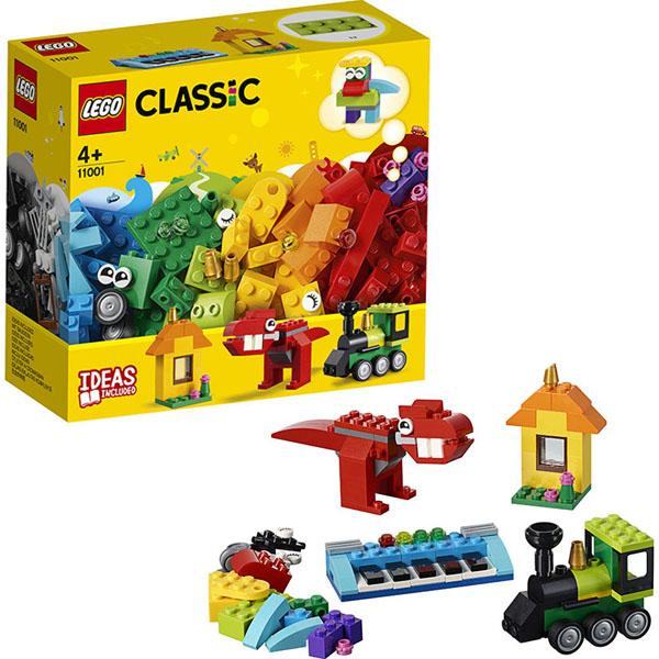 Купить LEGO Classic 11001 Конструктор ЛЕГО Классик Модели из кубиков, Конструкторы LEGO