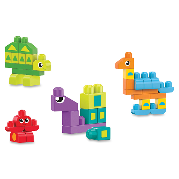 Конструктор Mattel Mega Bloks - Конструктор для малышей, артикул:146969
