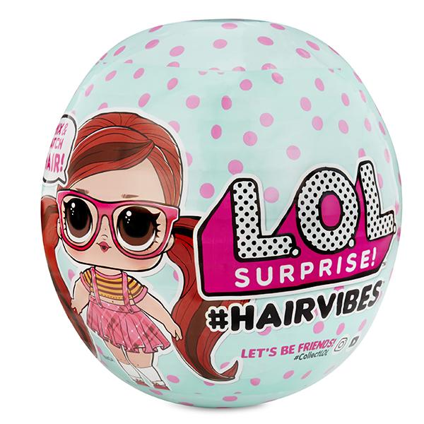 Купить L.O.L. Surprise 564744 Кукла LOL с прядями для причесок, Куклы и пупсы LOL