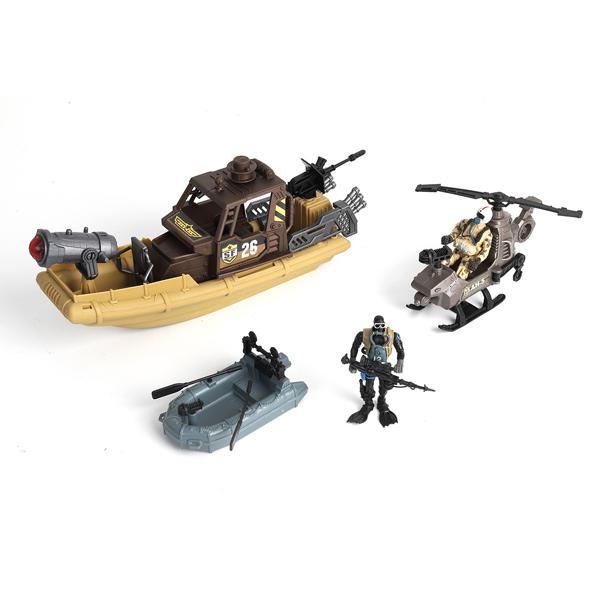 Купить Chap Mei 545052 Набор: Береговой патруль, Игровые наборы Chap Mei