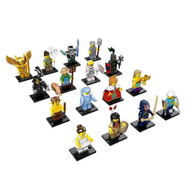 Lego Minifigures 71011 Конструктор Лего Минифигурки LEGO®, серия 15