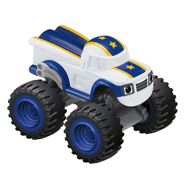 Машинка Mattel Blaze - Машинки для малышей (1-3), артикул:144375