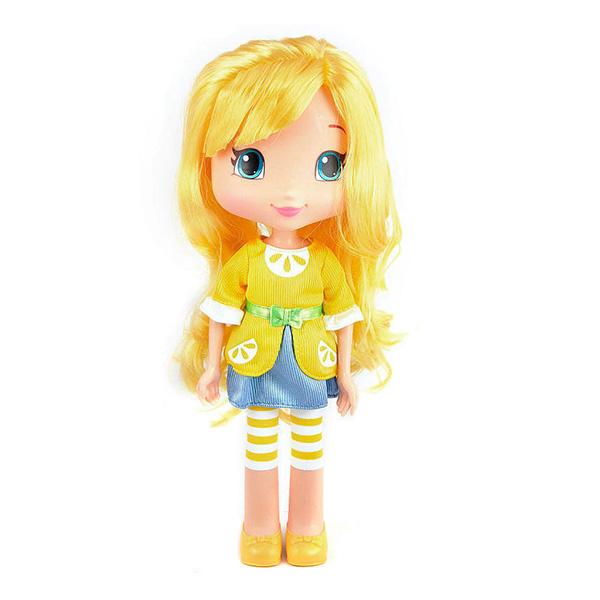 Strawberry Shortcake 12216 Шарлотта Земляничка Кукла Лимона для моделирования причесок 28 см, Кукла Strawberry Shortcake  - купить со скидкой