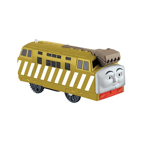 Купить Mattel Thomas & Friends CKW33 Томас и друзья Паровозик Дизель с автоматическим механизмом, Игровой набор Mattel Thomas & Friends