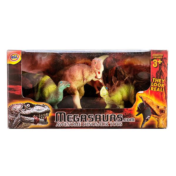 Игровой набор Megasaurs (HGL) - Динозавры, артикул:144157
