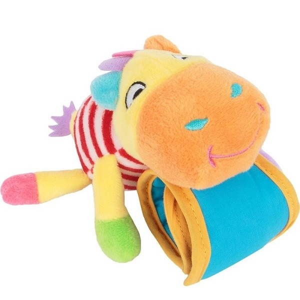 Купить Happy Snail 14HSK07SP Крепитель Жираф Спот , Развивающие игрушки для малышей Happy Snail