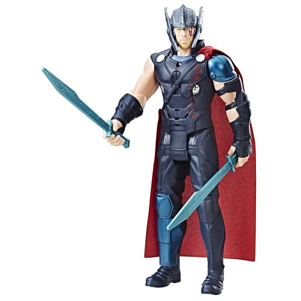Hasbro Avengers B9970 Электронная фигурка Тора, арт:155435 - Супергерои, Игровые наборы