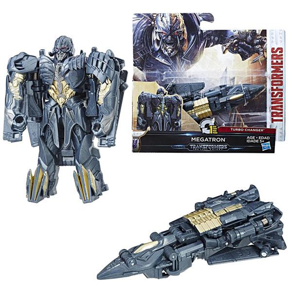 Купить Hasbro Transformers C0884/C2821 Трансформеры 5: Уан-степ Мегатрон, Фигурка трансформер Hasbro Transformers