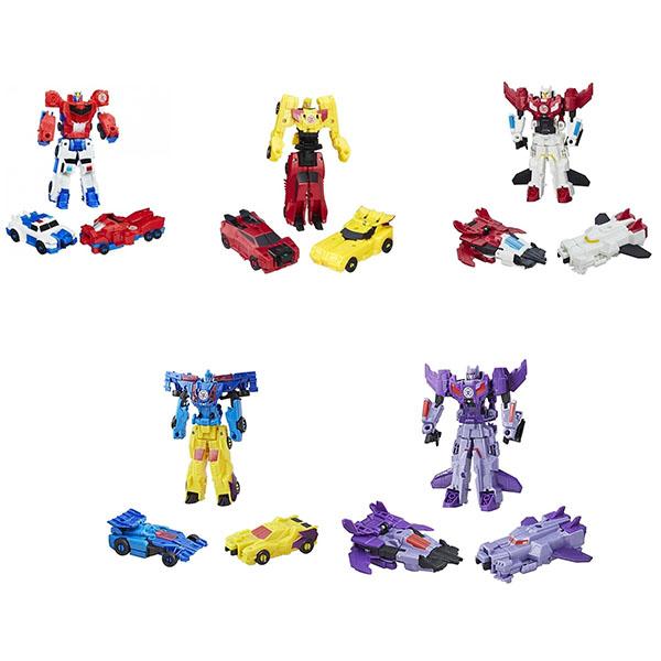 Купить Hasbro Transformers C0628 Трансформеры роботы под прикрытием: Крэш-Комбайнер (в ассортименте), Роботы и трансформеры Hasbro Transformers