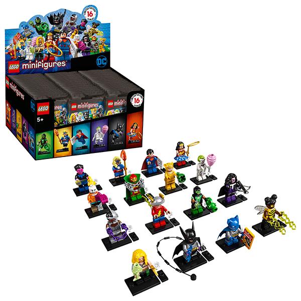 Конструкторы LEGO — LEGO Minifigures 71026 Конструктор ЛЕГО Минифигурки 2020