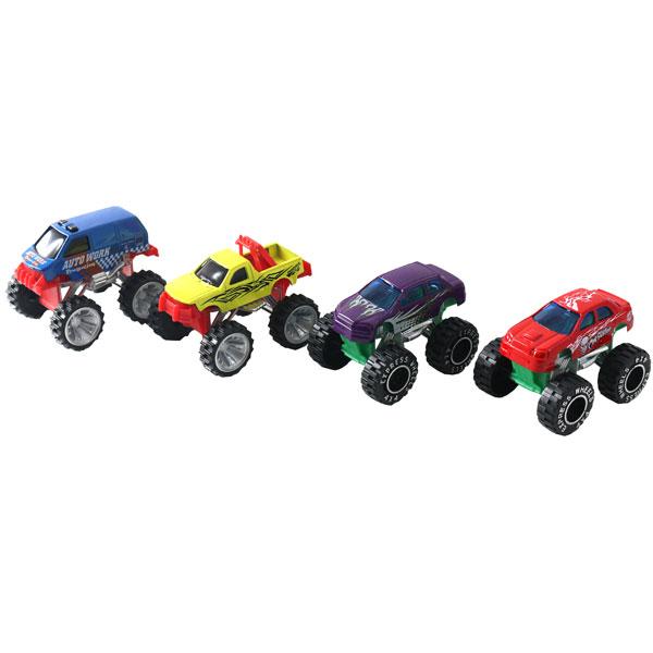 Купить Wincars 10106 Джип большие колеса (в ассортименте), Машинка ТМ Wincars