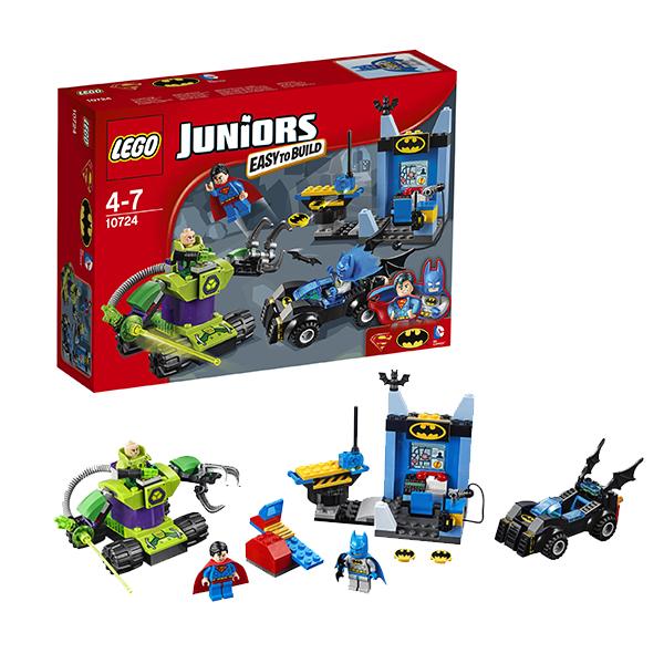 Конструктор LEGO - Джуниорс, артикул:139754