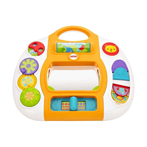 Купить Mattel Fisher-Price DMJ39 Фишер Прайс Игровой центр Друзья из тропического леса , Развивающие игрушки для малышей Mattel Fisher-Price