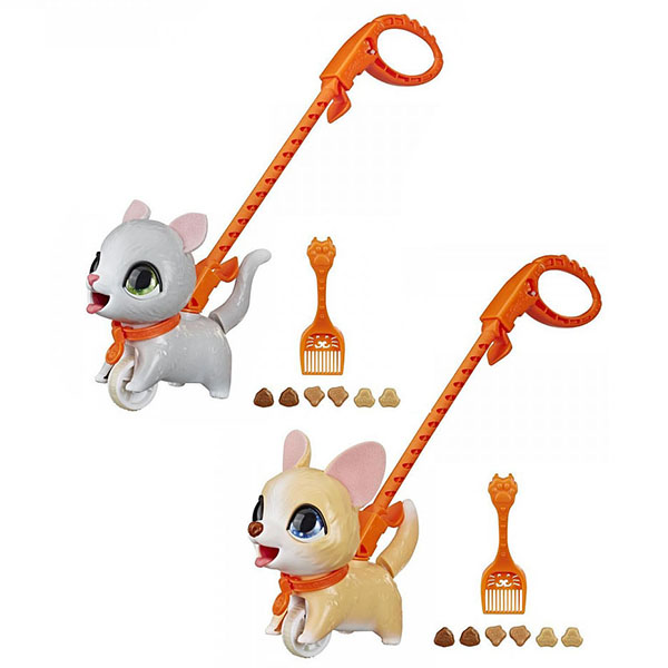 Игрушечное животное Hasbro Furreal Friends E8899 Маленький Шаловливый Питомец фото