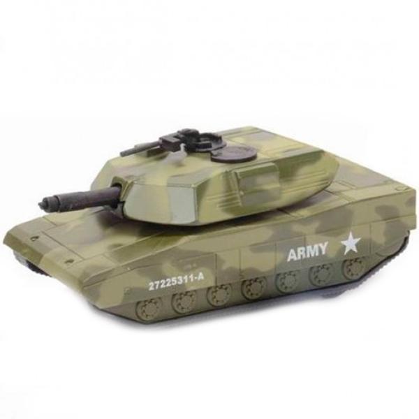 Купить Soma 78148 Военная техника Танк М-1 12 см, Машинка New Bright&Soma