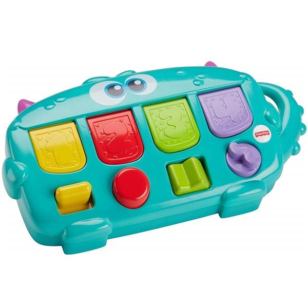 Купить Mattel Fisher-Price DYM89 Фишер-Прайс Монстрик с сюрпризом , Развивающие игрушки для малышей Mattel Fisher-Price