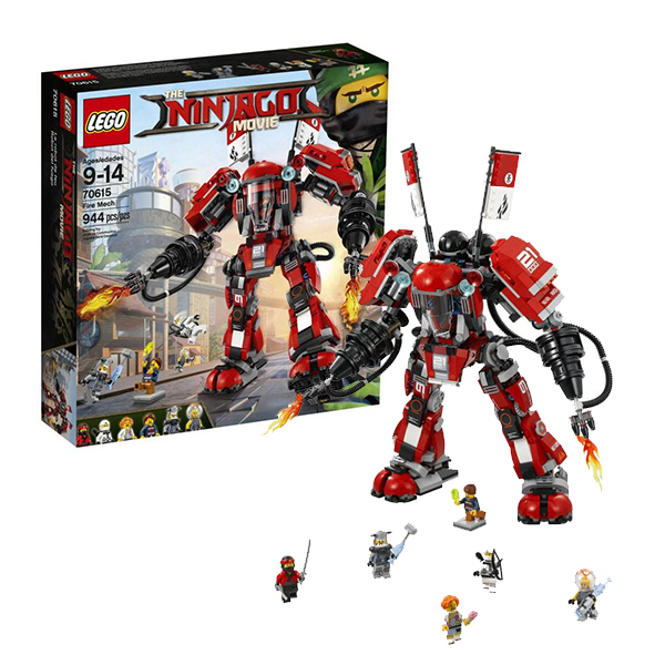 Конструктор LEGO - Ниндзяго, артикул:149805