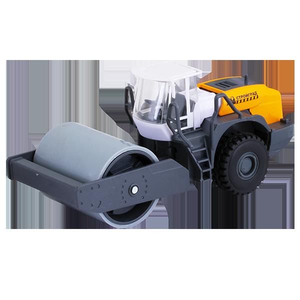 Игрушечные машинки и техника ТМ Wincars — Wincars U1401A-8 Каток