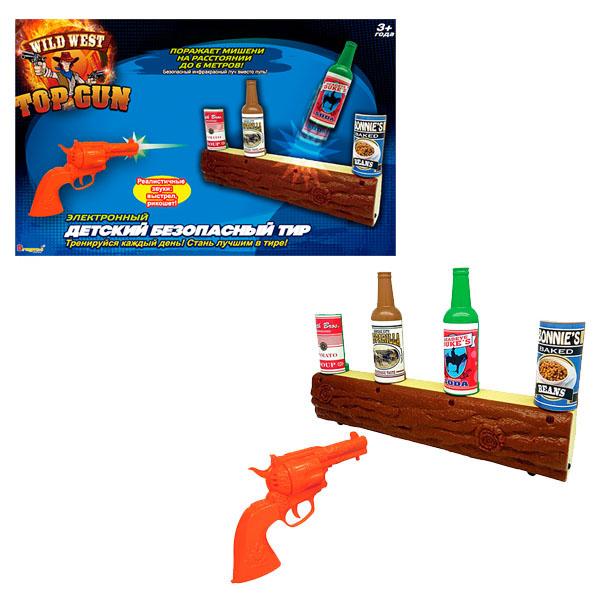 Купить Dragon-i 10522N ИК-тир Wild West Gunslinger, Интерактивная игрушка Dragon-i