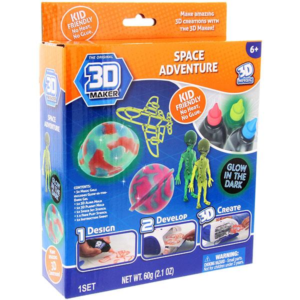 Набор для творчества 3D Magic - Наборы для творчества, артикул:148516
