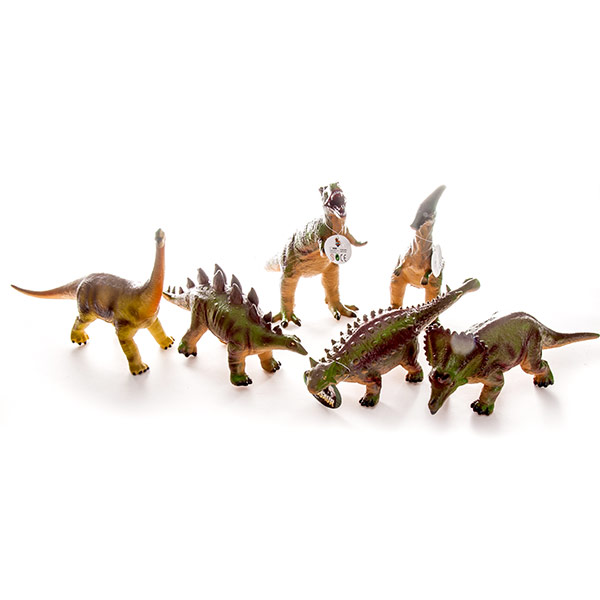 Megasaurs SV3446 Мегазавры Фигурка мягкого динозавра 28-35 см (в ассортименте) - Игровые наборы
