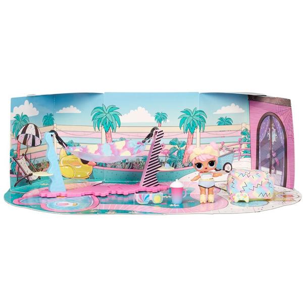 L.O.L. Surprise 572633 Игровой набор с куклой - зона отдыха  174581
