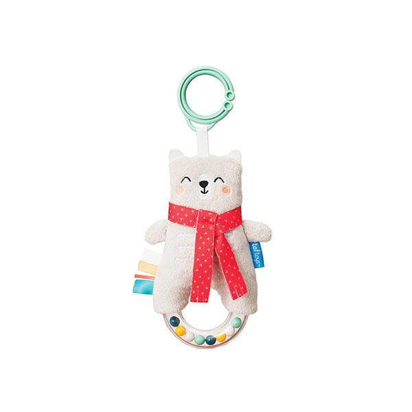 Купить Taf Toys 12315 Таф Тойс Прорезыватель Медведь , Развивающие игрушки для малышей TAF TOYS