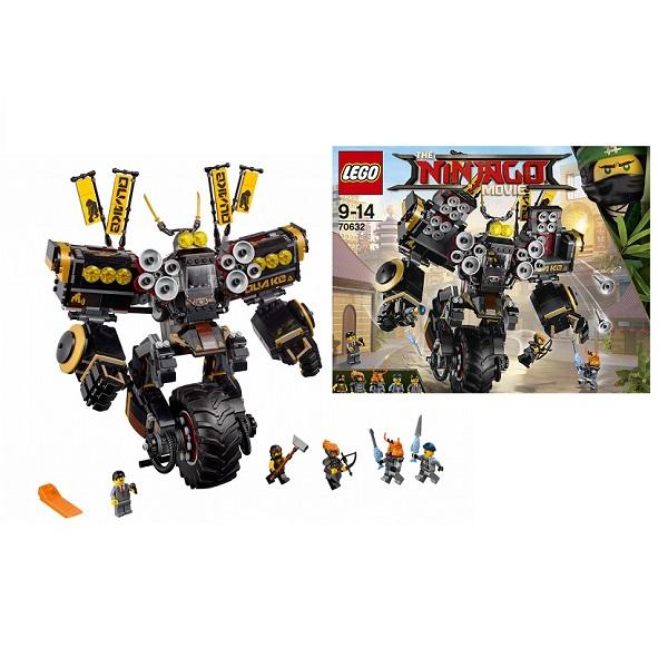 Lego Ninjago 70632 Лего Ниндзяго Робот Землетрясений