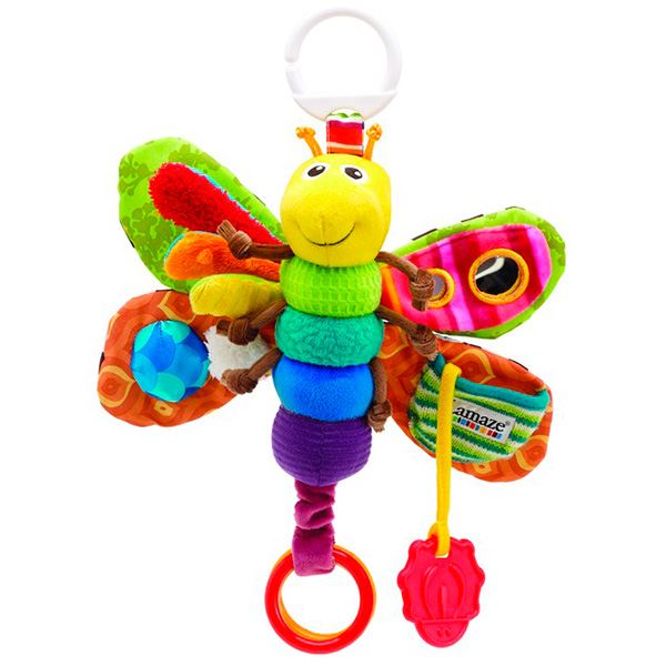 TOMY Lamaze T27024 Томи Ламаз Светлячок Фредди - Игрушки для малышей