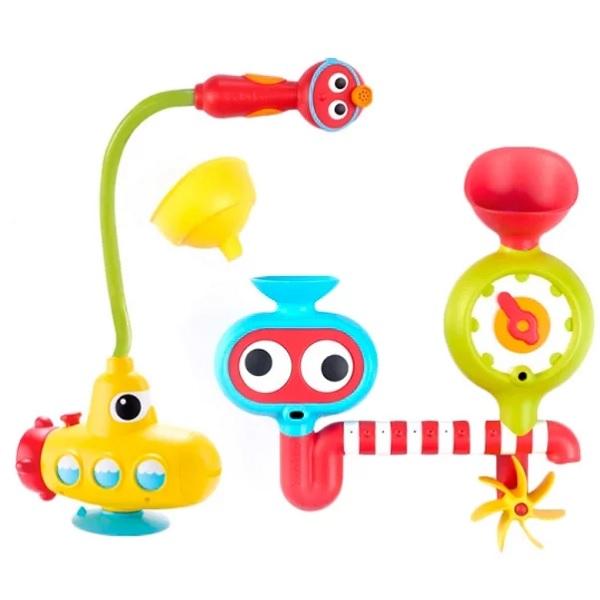 """Детские игрушки для ванной Yookidoo 40139 Игрушка водная """"Подводная лодка"""" фото"""