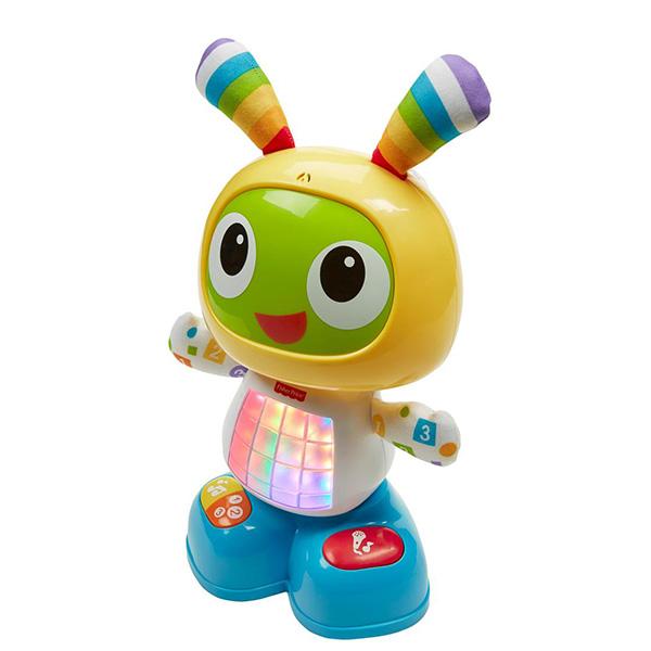 Купить Mattel Fisher-Price DJX26 Фишер Прайс Обучающий робот Бибо, Развивающие игрушки для малышей Mattel Fisher-Price