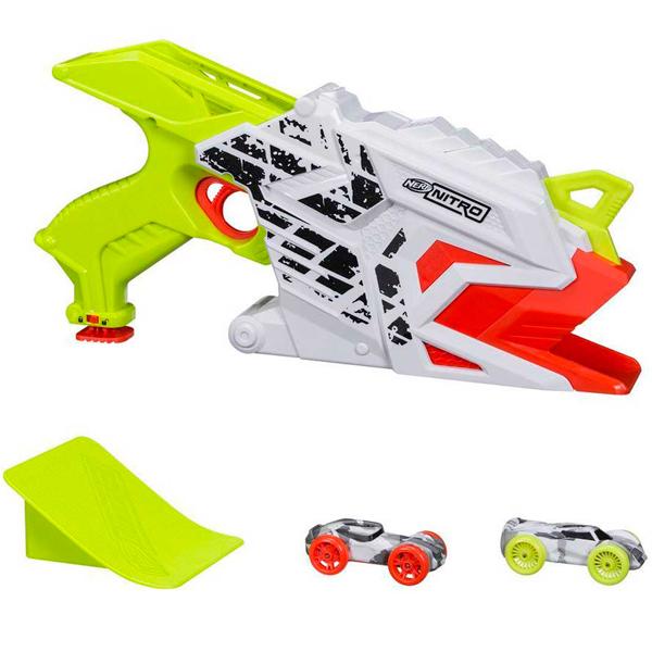 Hasbro Nerf Nitro E0408 Нерф Нитро Аэрофьюри, арт:155145 - Оружие и снаряжение, Игровые наборы