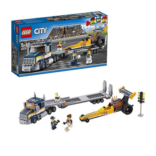 Конструктор LEGO - Город, артикул:145677