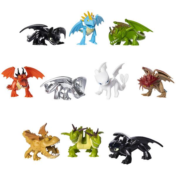 Купить Dragons 66616 Дрэгонс Маленькая фигурка дракона, Фигурка Dragons