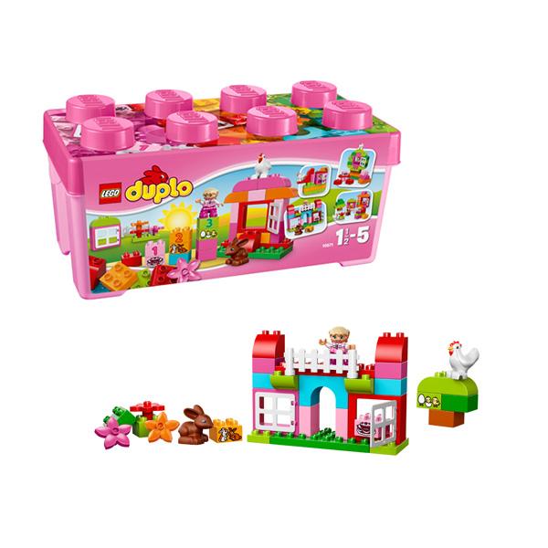 Конструктор LEGO - Дупло, артикул:61919