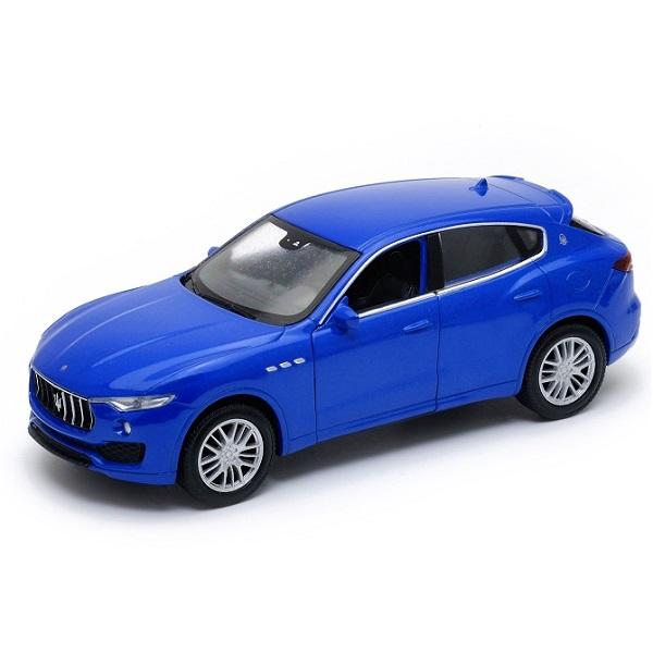 Купить Welly 39892 Велли Модель машины 1:33 Maserati Levante, Игрушечные машинки и техника Welly