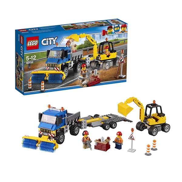 Конструктор LEGO - Город, артикул:145676