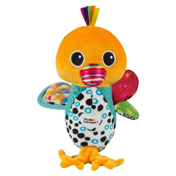 """Развивающие игрушки для малышей TOMY Lamaze T27517 """"Утёнок Уэйд"""" фото"""