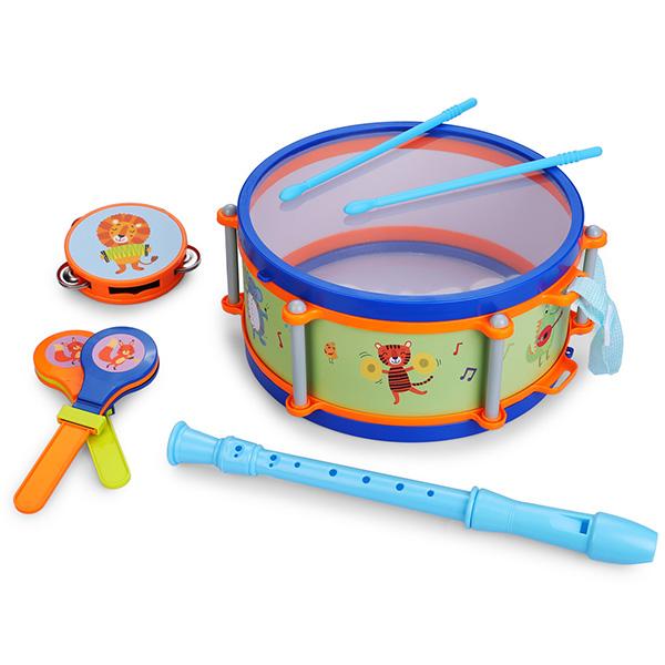 Купить Happy Baby 331850 Набор музыкальных игрушек LA-LA BAND , Игровой набор Happy Baby