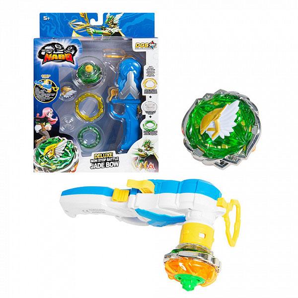 Купить Infinity Nado 37705 Инфинити Надо Волчок Адвансд, Jade Bow , Игровые наборы и фигурки для детей Infinity Nado