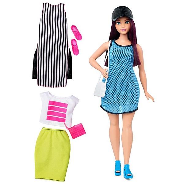 Mattel Barbie DTF01 Игровой набор из серии Игра с модой, арт:150936 - Barbie, Куклы и аксессуары