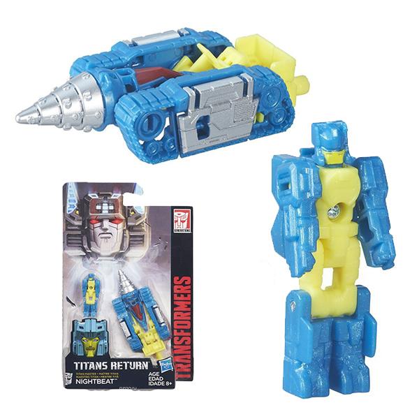 Фигурка трансформер Hasbro Transformers Transformers B4697 Трансформеры Дженерэйшенс: Мастера Титанов, в ассортименте